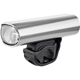 Lezyne LED Hecto Drive Pro 65 Faretto anteriore a LED, argento/nero